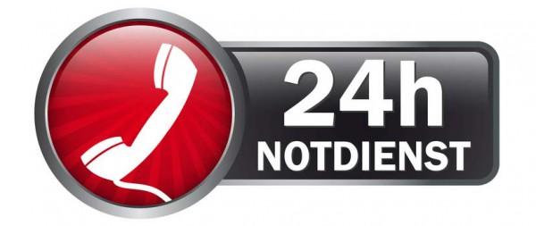 24-Stunden-Service